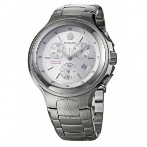 Movado Mens Chronograph Watch Model 26000037