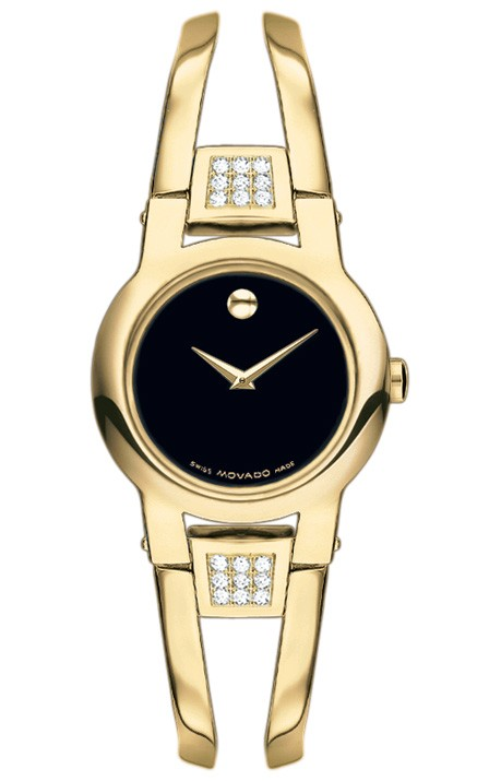 Movado Amorosa Model 0604984 Ladies Watch
